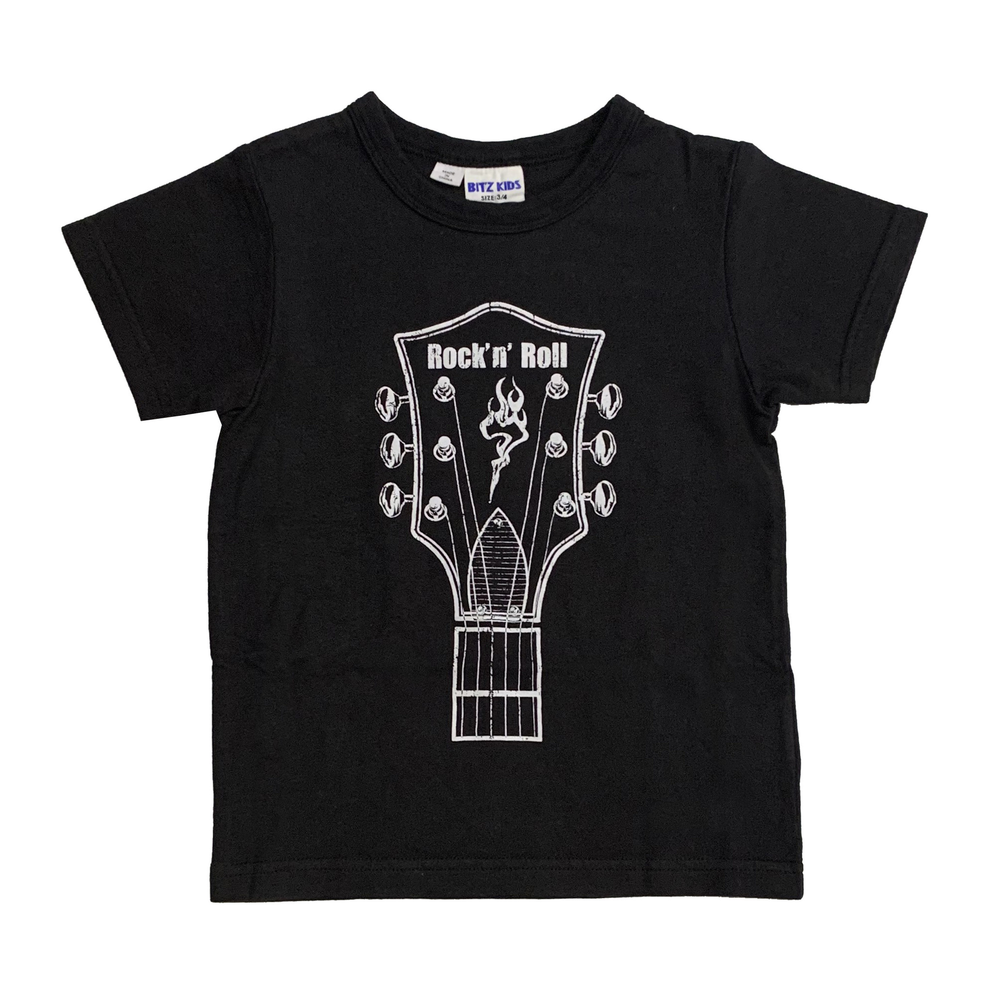 Bit'z Kids Rock n Roll Guitar Tee
