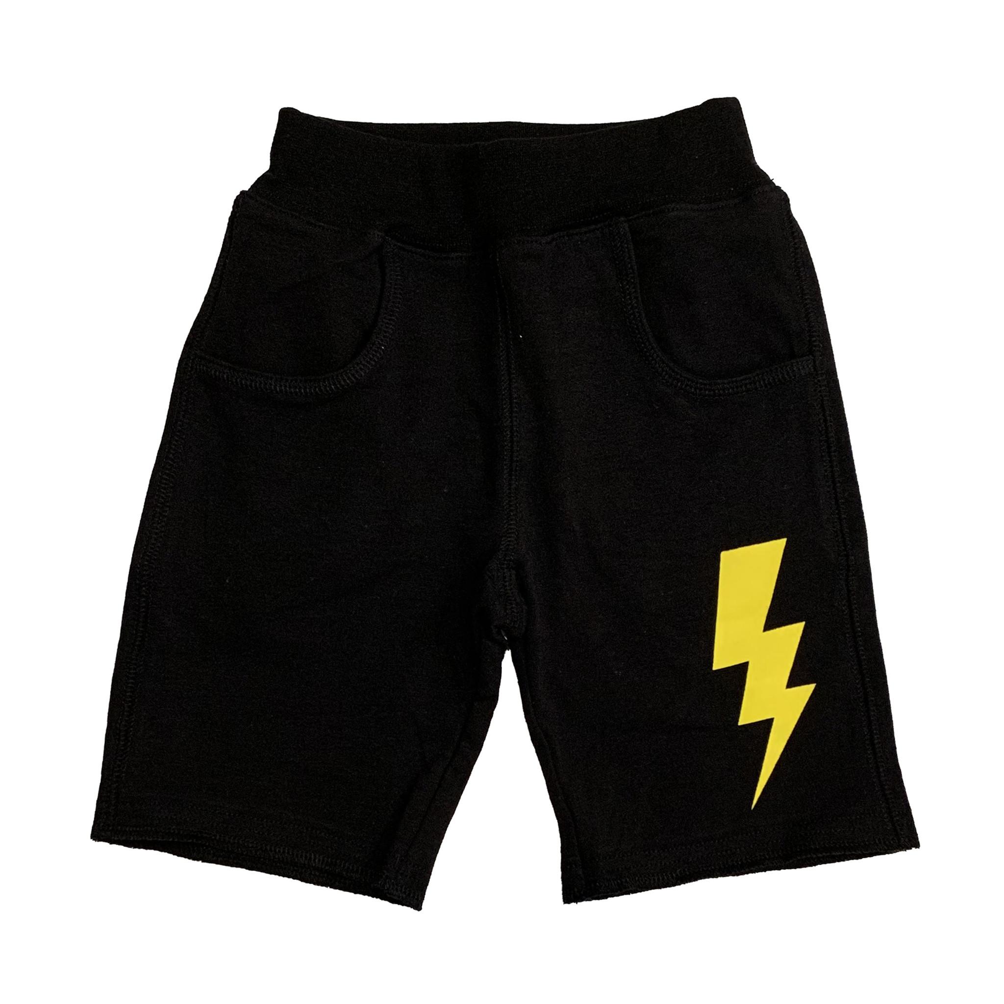 Bit'z Kids Lightining Bolt Infant Short