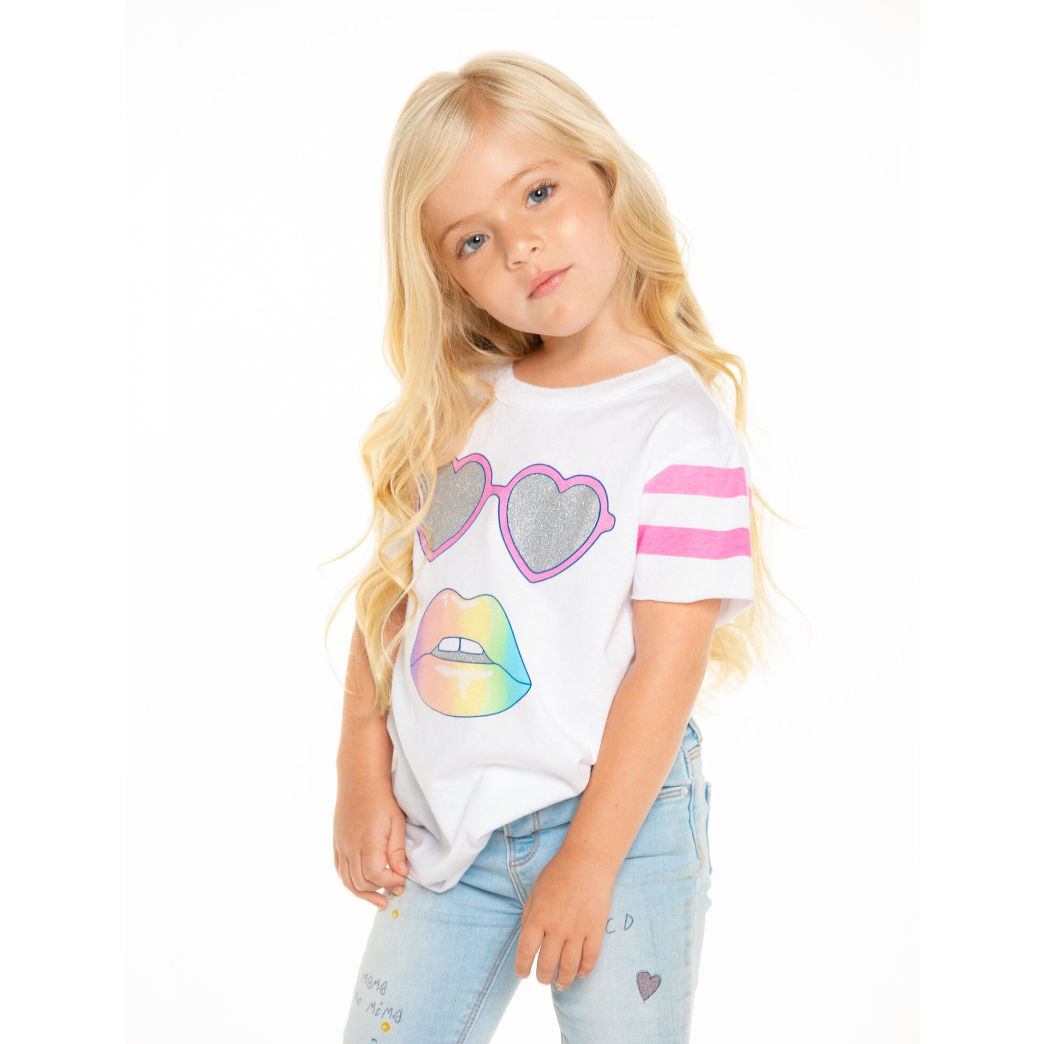 Chaser Sassy Face Tee