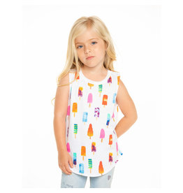 Chaser Popsicles Print Tank