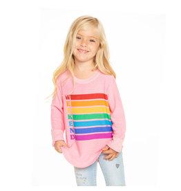 Chaser Pink Weekend Sweatshirt