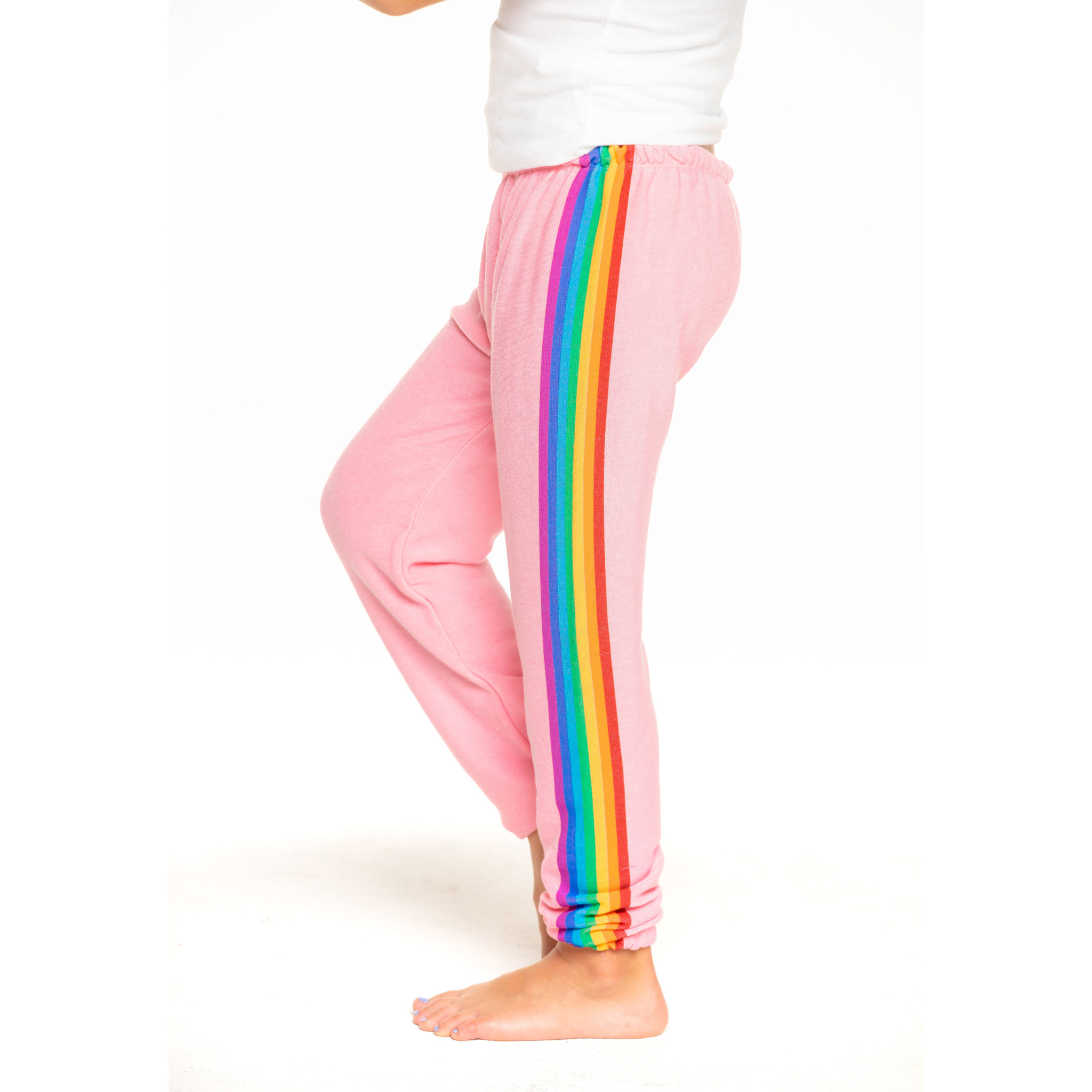 Chaser Pink Weekend Sweatpants