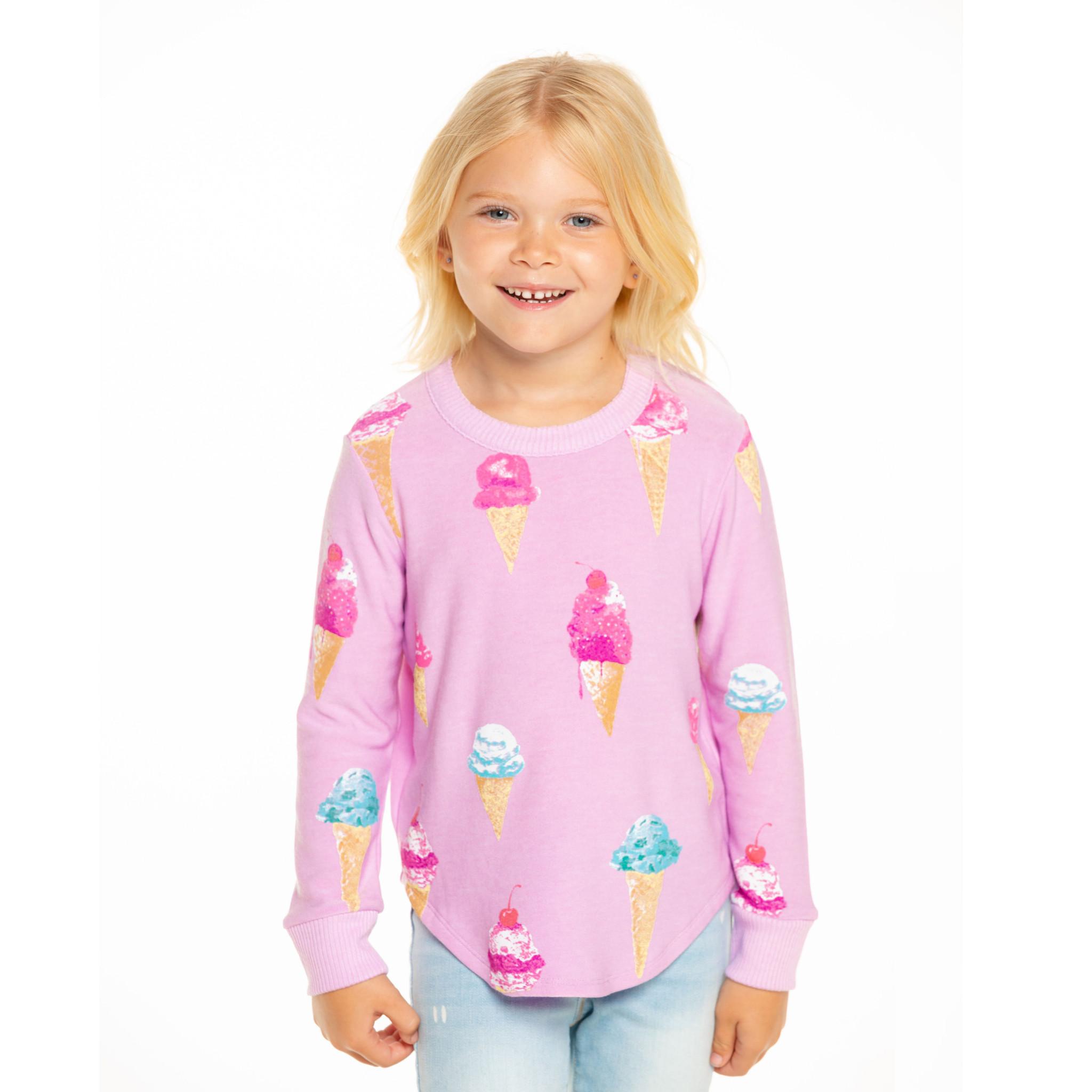 Chaser Yummy Cones Sweatshirt