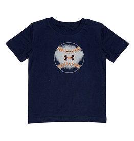 Under Armour Toddler Navy Baseball Tee