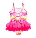 Kate Mack Tie Dye Tutu Infant Swimsuit