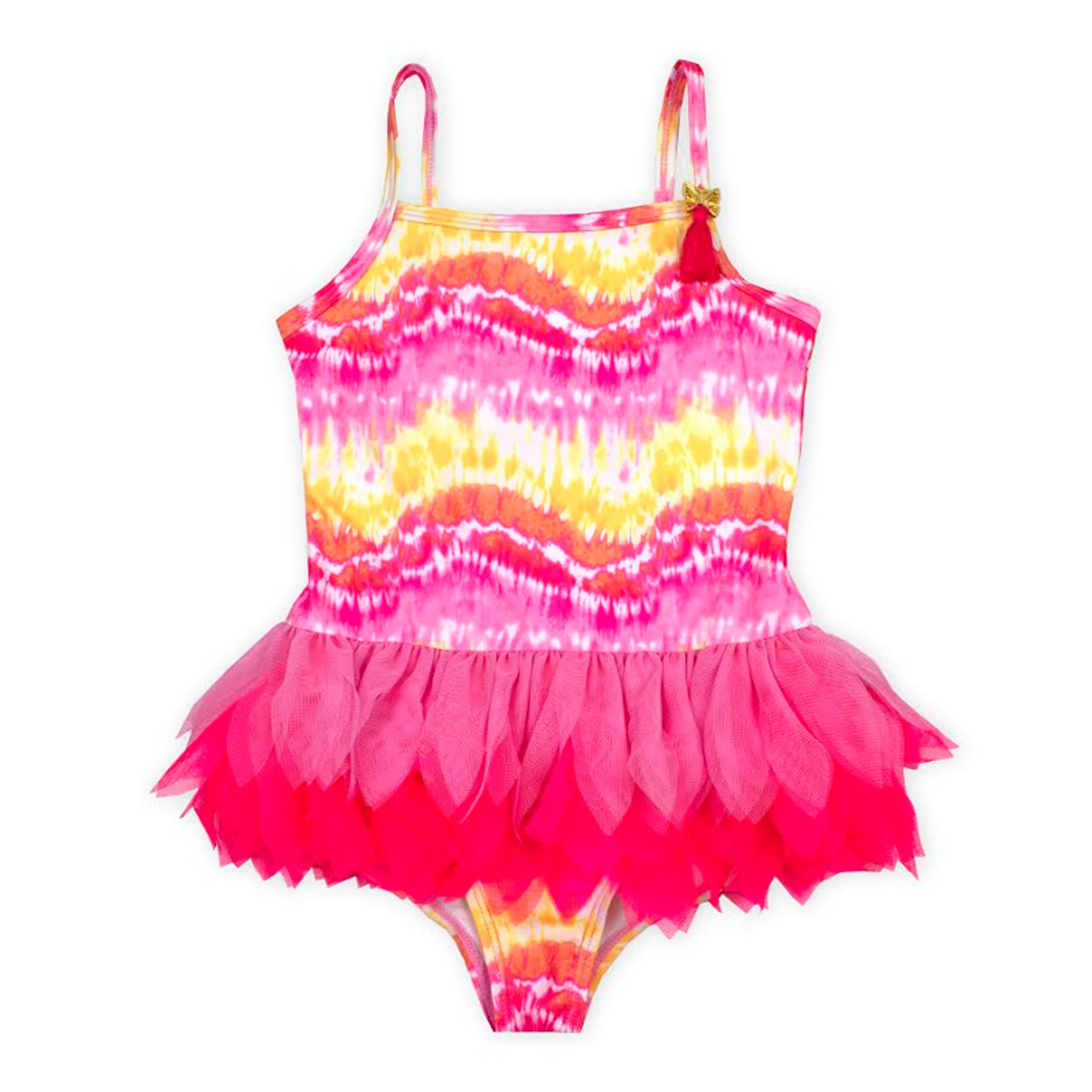 Kate Mack Tie Dye Tutu Swimsuit