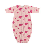 Little Mish Pink Hearts Converter Gown