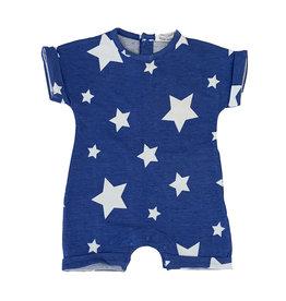 Little Mish Cobalt White Star Shortall