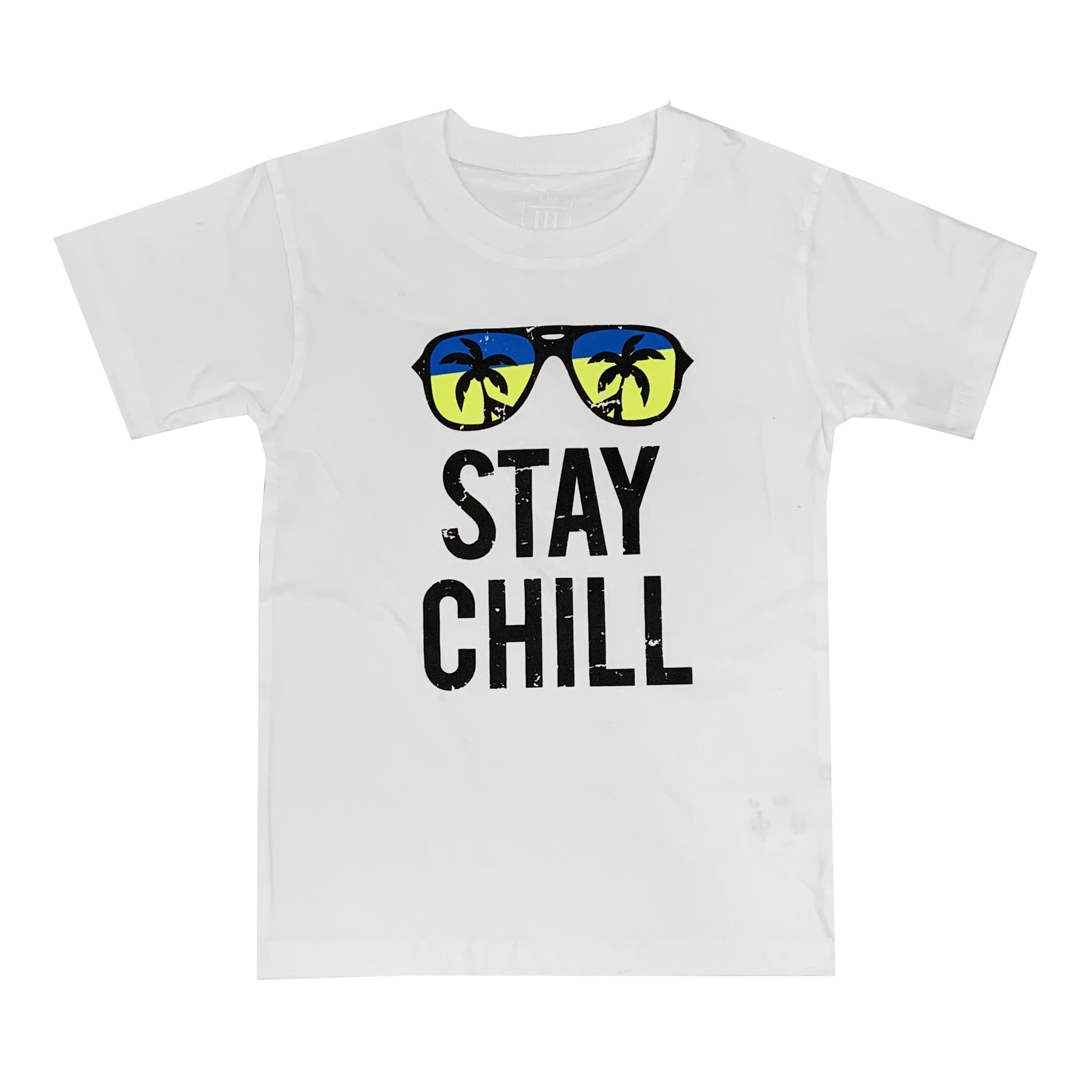 Wes & Willy Stay Chill Sunglasses Tee