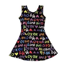 Social Butterfly XOXO Tank Dress