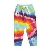 Katie J Rainbow Tie Dye Sweatpants
