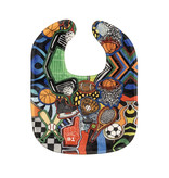 Kicks by Sammy Sports Print Custom Bib