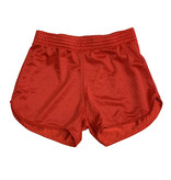Firehouse Red Mesh Shorts