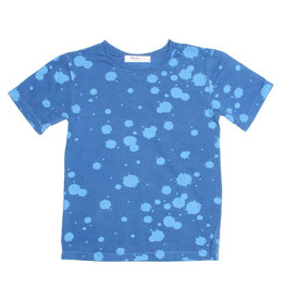 Joah Love Blue Splatter Tee