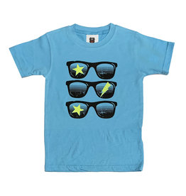 Wes & Willy Turquoise Sunglasses Tee