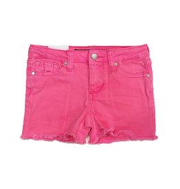 Joe's Neon Pink Fringe Short