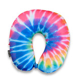 Bright Tie Dye Neck Pillow