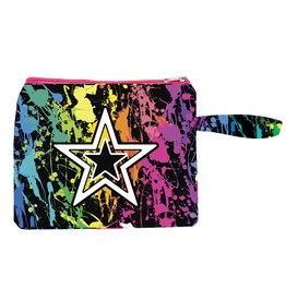 Splatter Star Wet Bag