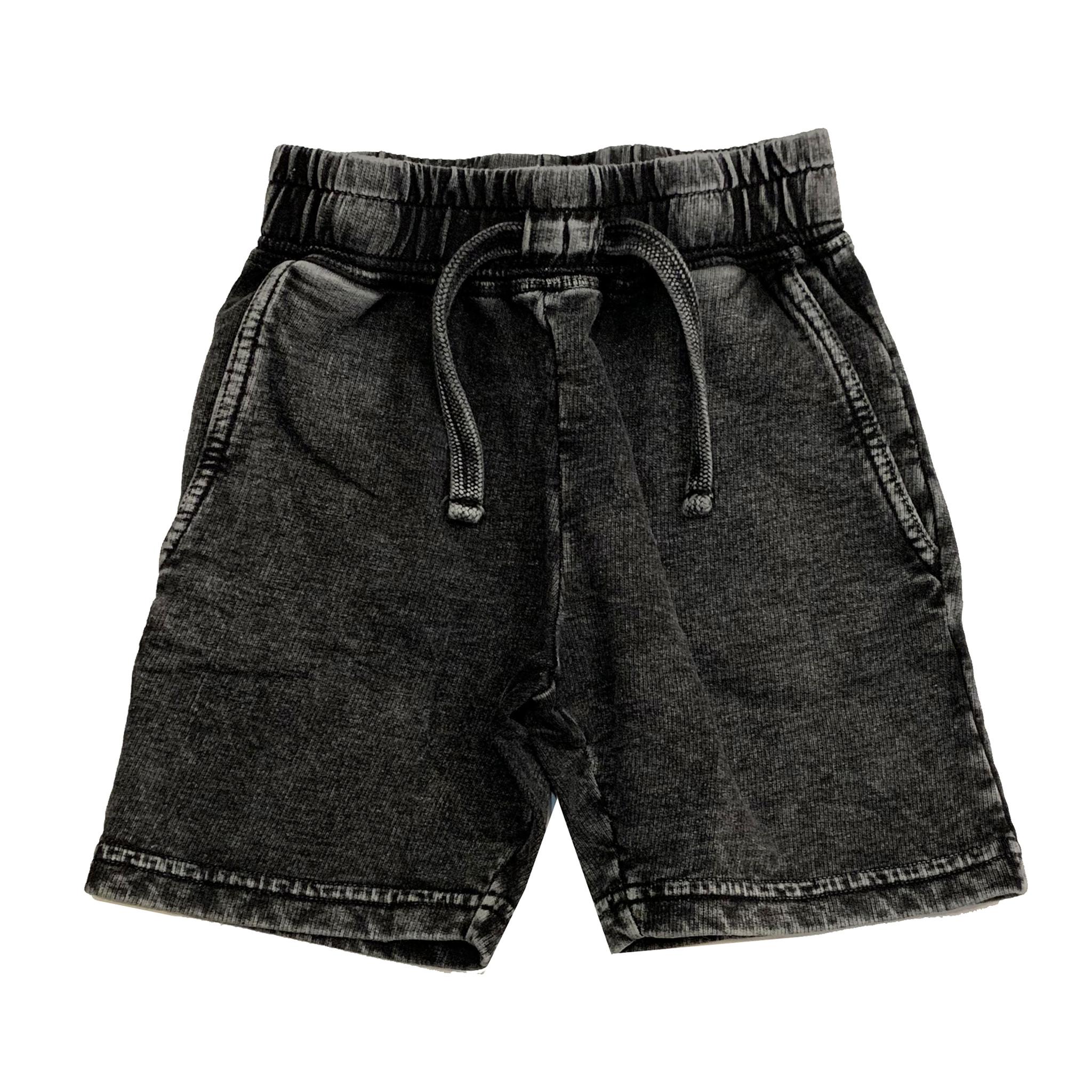 Mish Black Enzyme Infant Shorts