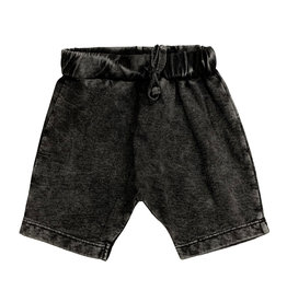 Mish Black Enzyme Infant Harem Shorts