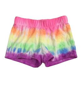 Firehouse Neon Dip Dye Shorts
