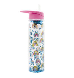 Rainbows & Hearts Water Bottle