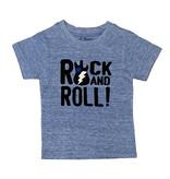 Small Change Blue Rock n' Roll Tee