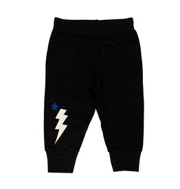 Small Change Lightning Bolt Star Pant