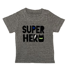 Small Change Grey Hero Tee