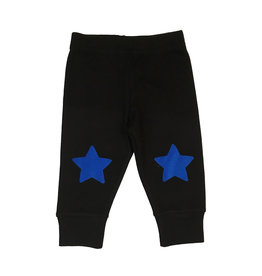 Small Change Blue Star Knee Pant