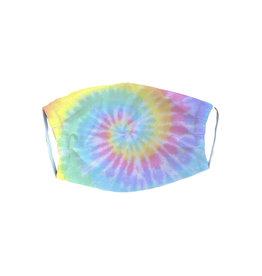 Tie Dye Kid's Mask