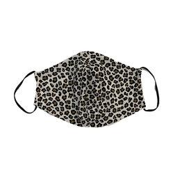Mini Leopard Adult Mask