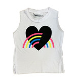 Firehouse Rainbow Heart Tank