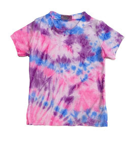 Firehouse New Neon Tie Dye Tee