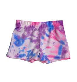 Firehouse New Neon Tie Dye Shorts