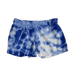 Firehouse Cobalt Tie Dye Shorts