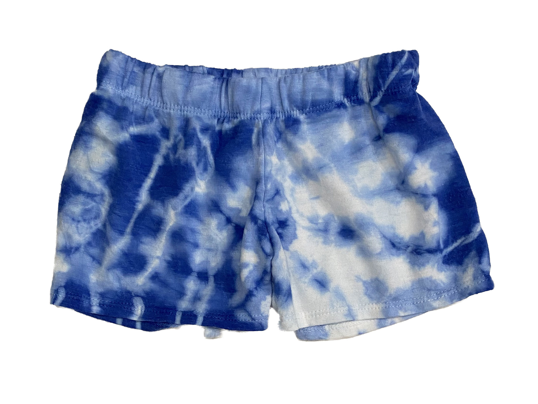 Firehouse Cobalt Tie Dye Shorts