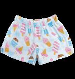 Ice Cream Treats Plush Lounge Shorts
