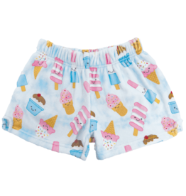 Ice Cream Treats Plush Lounge Shorts