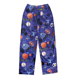 Sports Plush Lounge Pants