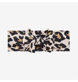 Posh Peanut Lana Leopard Headwrap