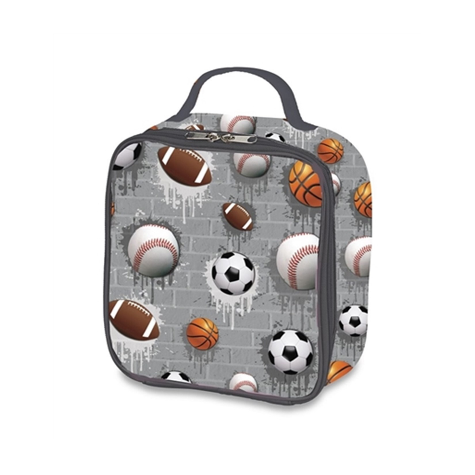 Sports City Lunch Box