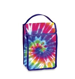 Primary Tie Dye Snack Bag