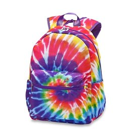 Primary Tie Dye Backpack