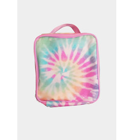 Rainbow Tie Dye Lunch Box