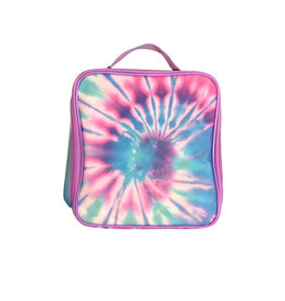 Pink/Blue Tie Dye Lunch Box