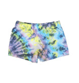 Firehouse Pastel / Grey Tie Dye  Shorts
