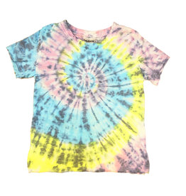Firehouse Pastel / Grey Tie Dye T-Shirt