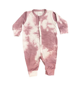 Too Cute Mauve Tie Dye Outfit