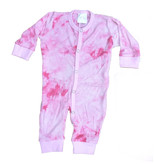 Too Cute Pink Tie Dye Waffle Outfit